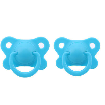 Newborn Kids Baby Orthodontic Dummy Pacifier Silicone Teat Nipple Soother G