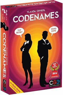 Codenames Very Popular Award Winning Board Game! AU Stock | FREE DELIVERY