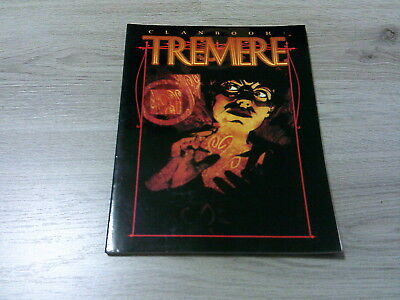 Vampire The Masquerade Clanbook Tremere Revised Edition1994 White Wolf WW2057