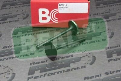 Brian Crower BC3210 Intake Valves for Nissan KA24DE 240sx S13 S14 +.5mm