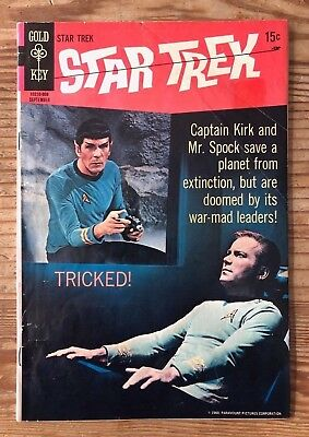 STAR TREK #5 - Great cover and CGC ready.