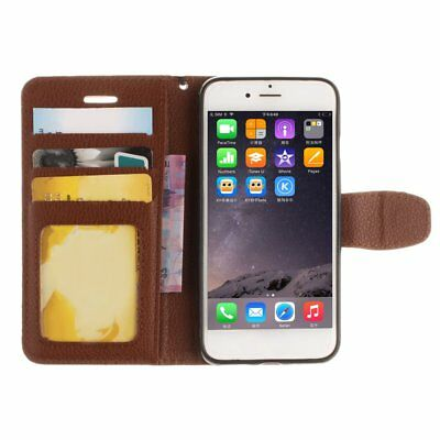 PU Leather Smart Phone Full Protective Cover Case Suitable For iPhone7 BB