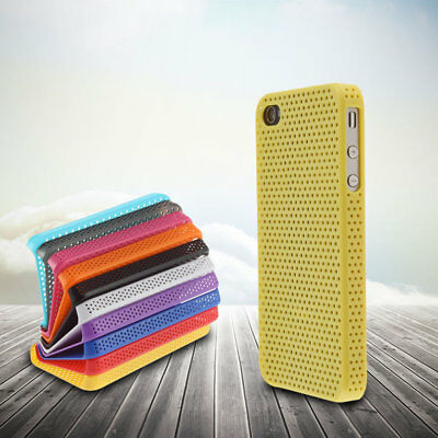 Net Style Hard back case skin cover shell for Apple iPhone 4 G 4S SU