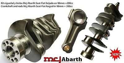 Fiat 131, 124 2000cc Kit Stroker 98mm