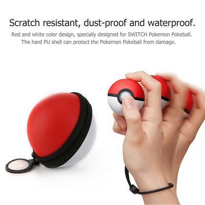 EVA Carrying Case Storage Box Protective Pouch for Switch Pokemon Pokeball
