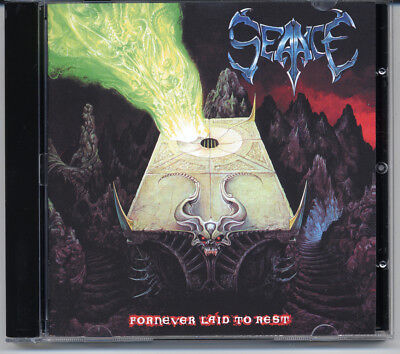"""Seance """"Fornever Laid To Rest"""" 1992, CD"""