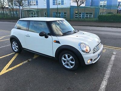 Great small car mini one 1.4 petrol
