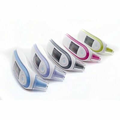 Digital LCD Ear Thermometer Medical Baby Adult Body Safe Temperature Oral ET001
