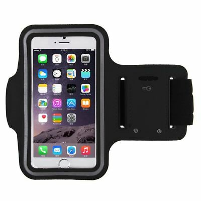 Universal PU Sports Armband Case with Earphone Hole for iPhone 6 / Samsung Galax