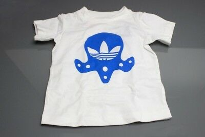 boys adidas Originals baby t-shirt and beach toy 9-12 months