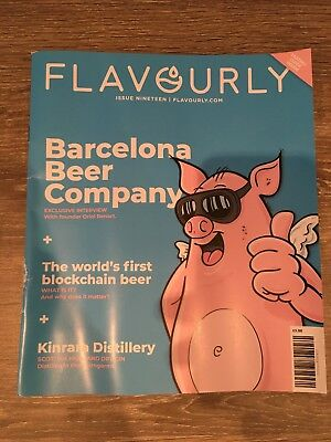 Flavourly Magazine Issue 19 New