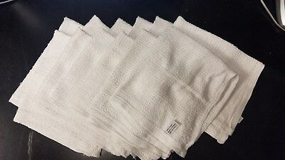 Kitchen Bar Mop 12 Pack Terry Cloth Towels 16x19 100% Cotton  FREE SHIPPING !!!