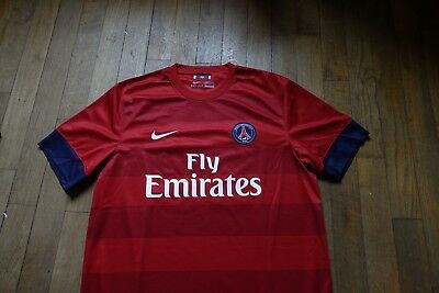 maillot PSG paris saint germain 2012   2013 - taille XL - floqué IBRAHIMOVIC fdc0acfbe8eb
