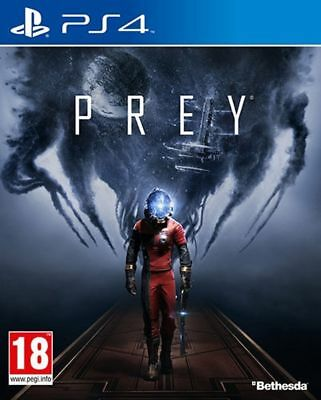 Prey Ps4 Gioco Nuovo Sigillato Pal Ita Italiano Sony Playstation 4 Bethesda Dvd
