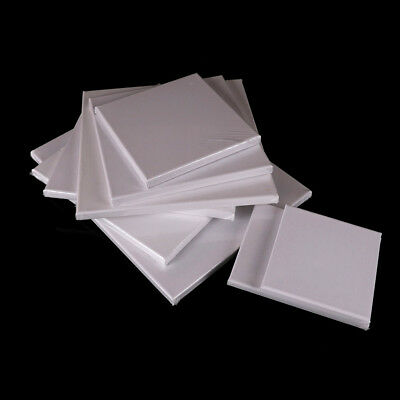 Blank Square Artist Canvas Wooden Board Frame For Primed Oil Acrylic Paint 3Q