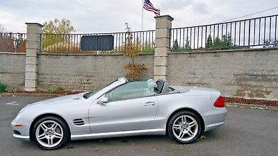 2006 Mercedes-Benz 500-Series SL 500 2006 Mercedes Benz SL 500 Roadster only 65,500