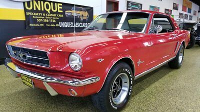 1965 Ford Mustang Coupe 1965 Ford Mustang Coupe, 289, TRADES?