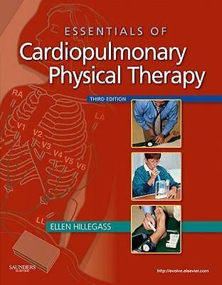Essentials of Cardiopulmonary Physical Therapy by Ellen Hillegass (2010,...