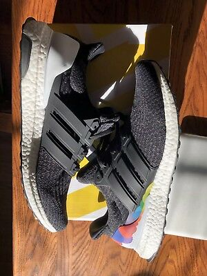 25e5ea5a203 Adidas Ultra Boost 3.0  Pride  LGBT Shoes CP9632 Size 12.5 Confirmed  ultraboost