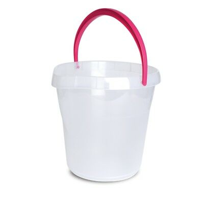 Drywite Polypropylene Bucket 12 Ltr with Pouring Lip PPB-12