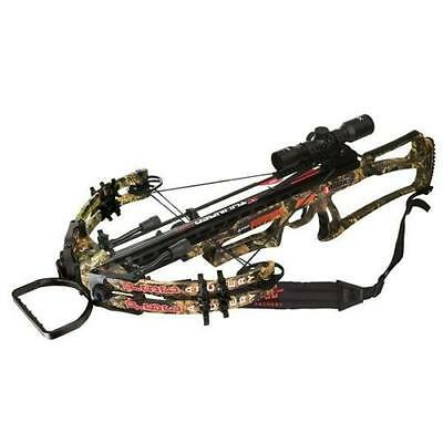 New 2016 PSE Dream Season RDX 365 crossbow pkg skull works