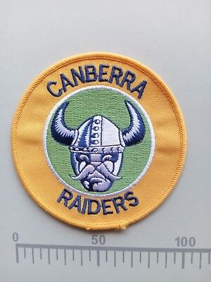 Canberra Raiders Cloth Patch