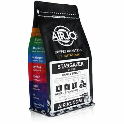 3Kg Coffee Beans - Fresh Roasted Every Day - 100% ORGANIC - Free Shipping