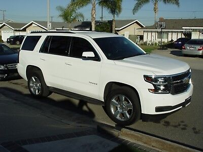 2015 Chevrolet Tahoe LT 2015 CHEVY TAHOE LT 2WD SUV W/ 3RD ROW SEATING