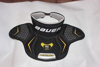 Bauer Supreme MAX SORB Junior Goalie Neck Guard