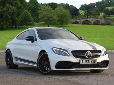 Mercedes-Benz C Class 2017 AMG Special Editions C63 S Edition 1 2dr Auto Coupe