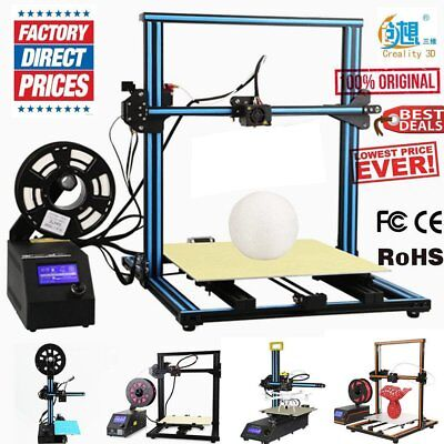*AU Warehouse* CREALITY CR-10s 3D DIY Printer Upgrade Large Printing Size lot