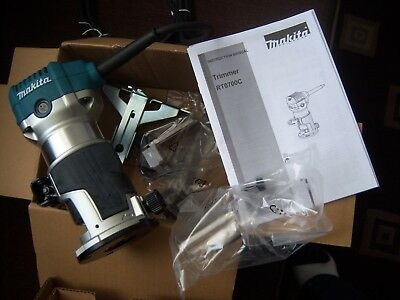 New Boxed Makita Rt0700Cx4 Trimmer