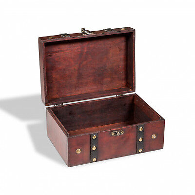 RUSTIKA Genuine Wood - Treasure Chest - Lighthouse 357453