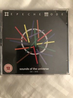 Depeche Mode - Sounds Of The Universe - Limited Edition CD & DVD