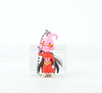 Dragon Ball Heroes UDM 28 Burst Mascot Key Chain Mini-Figure Dark Evil Buu