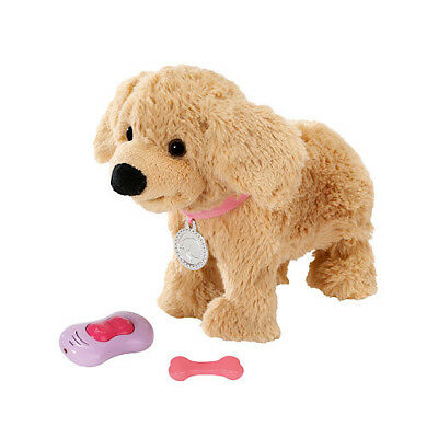 Baby Born Train Andy Puppy By Zapf Creation (New Without Box)