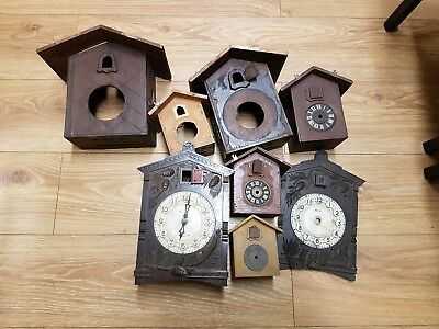CUCKOO CLOCKS parts
