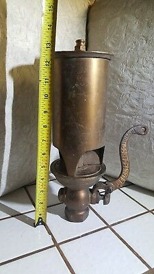 WHISTLE ANTIQUE BRASS Steam 3 Chime Lonergan Philadelphia