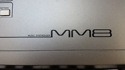 Yamaha Synthesizer Keyboard mm8