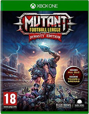Mutant Football League Dynasty Edition (Xbox One) (New) - (Free Postage)
