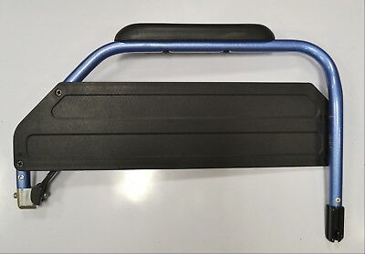 Right Side Complete Armrest for the Aktiv X2 Wheelchair Swing Away Removable