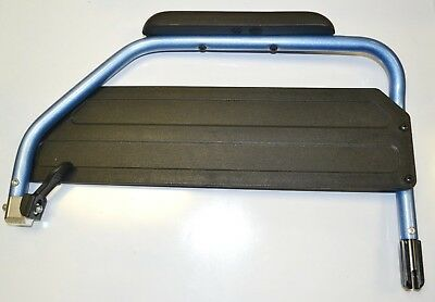 Left Side Complete Armrest for the Aktiv X2 Wheelchair Swing Away Removable