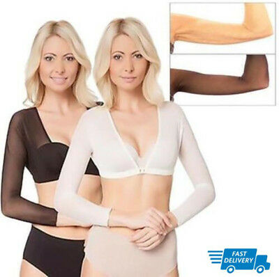Plus Size Seamless Arm Shaper - FAST SHIPPING