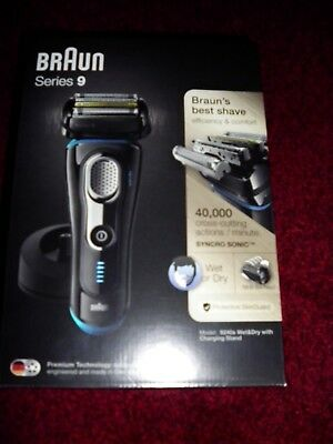 Braun Series 9 9240s Wet/dry With Charging Stand