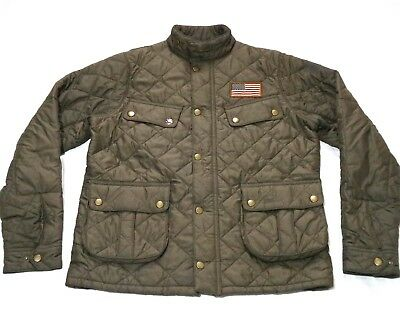 "New & Rare £185 Barbour International Steve Mcqueen Jacket - 36"" - 38"" Chest"
