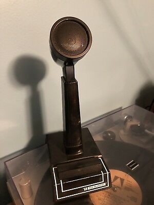 Shure 444D Base Station Magnetic Mic Microphone VOX