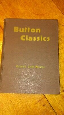 Vintage 1941 Button Classics hardbound book.  signed by authors
