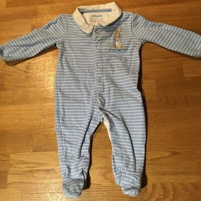 jojo maman bebe 3-6 Month Peter Rabbit Baby Grow