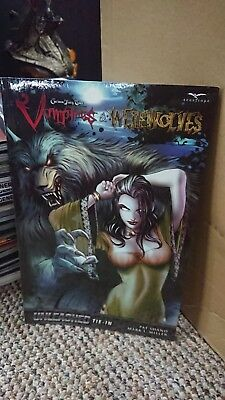 Grim fairy Tales - Vampire & Werewolves TPB Softcover collection