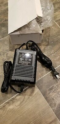 HikVision Power Supply TEAC-66-242300U AC Adapter 120V 545mA / 24V 2.3A
